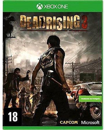 Jogo XBOX ONE Usado Dead Rising 3