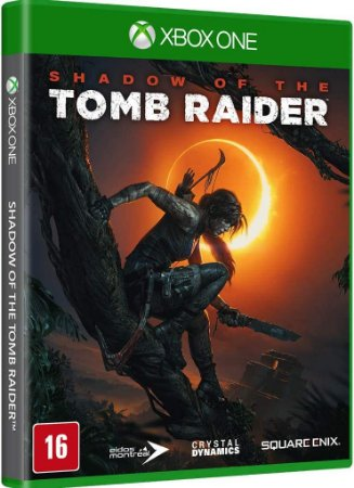 Jogo XBOX ONE Usado Shadow Of The Tomb Raider