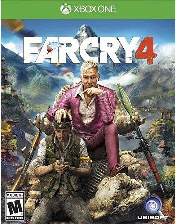 Jogo XBOX ONE Usado Far Cry 4