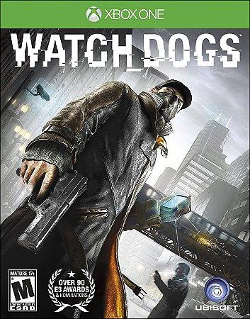 Jogo XBOX ONE Usado Watch Dogs