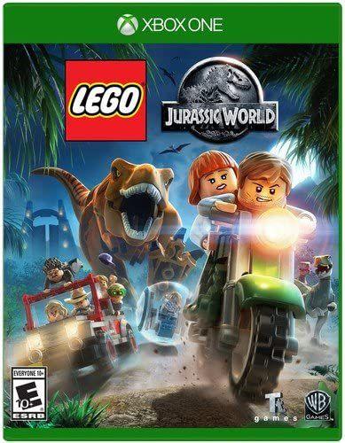 Jogo XBOX ONE Usado Lego Jurassic World