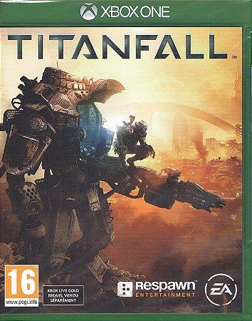 Jogo XBOX ONE Usado Titanfall