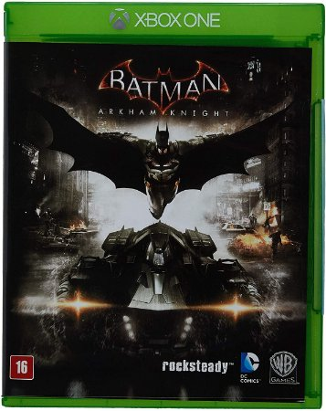 Jogo XBOX ONE Usado Batman Arkham Knight