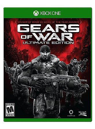 Jogo XBOX ONE Usado Gears of War Ultimate
