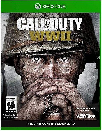 Jogo XBOX ONE Usado Call of Duty WW II