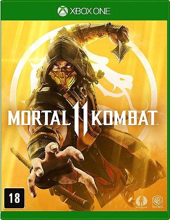 Jogo XBOX ONE Usado Mortal Kombat 11