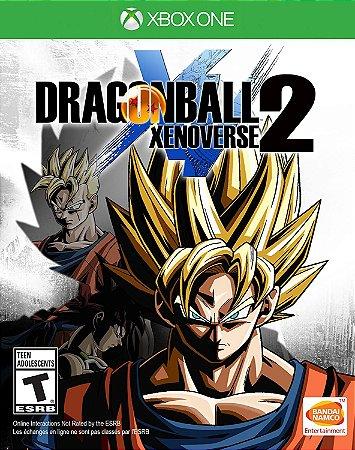 Jogo XBOX ONE Usado Dragon Ball Xenoverse 2