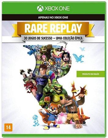 Jogo XBOX ONE Novo Rare Repaly