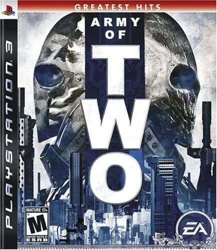 Jogo PS3 Usado Army of Two