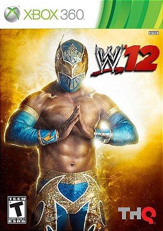 Jogo PS3 Usado WWE 12