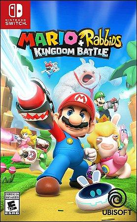 Jogo Nintendo Switch Usado Mario + Rabbids Kingdom Battle