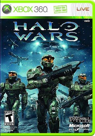 Jogo XBOX 360 Usado Halo Wars