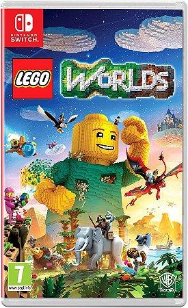 Jogo Nintendo Switch Usado LEGO Worlds