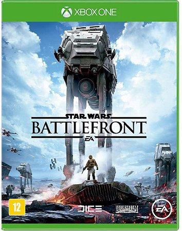 Jogo XBOX ONE Usado Star Wars Battlefront