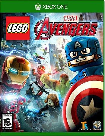 Jogo XBOX ONE Usado Lego Marvel Avengers