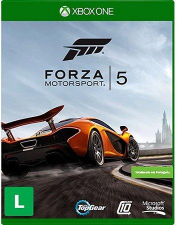 Jogo XBOX ONE Usado Forza MotorSport 5