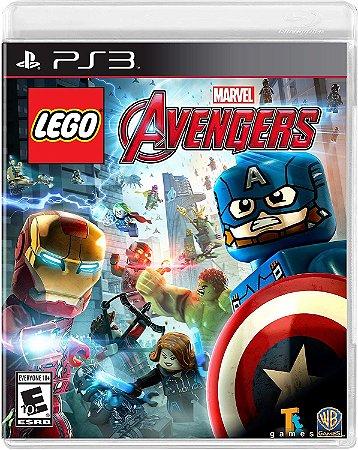 Jogo PS3 Usado LEGO Avengers