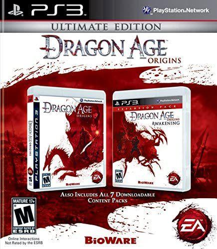 Jogo PS3 Usado Dragon Age Origins Ultimate Edition