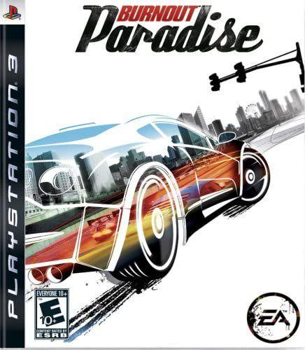 Jogo PS3 Usado Burnout Paradise