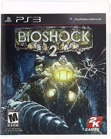 Jogo PS3 Usado Bioshock 2