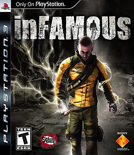 Jogo PS3 Usado Infamous