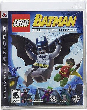 Jogo PS3 Usado Lego Batman
