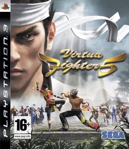 Jogo PS3 Usado Virtua Fighter 5