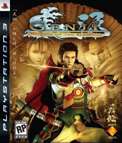 Jogo PS3 Usado Genji Days Of The Blade