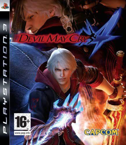Jogo PS3 Usado Devil May Cry 4