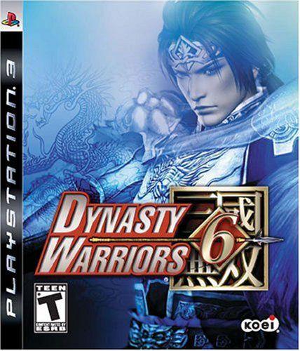 Jogo PS3 Usado Dynasty Warriors 6