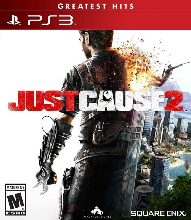 Jogo PS3 Usado Just Cause 2
