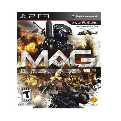 Jogo PS3 Usado MAG