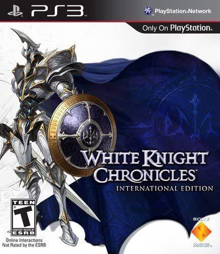 Jogo PS3 Usado White Knight Chronicles International Edition