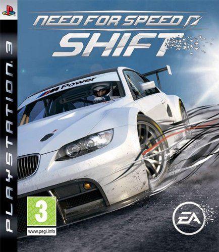 Jogo PS3 Usado Need for Speed Shift