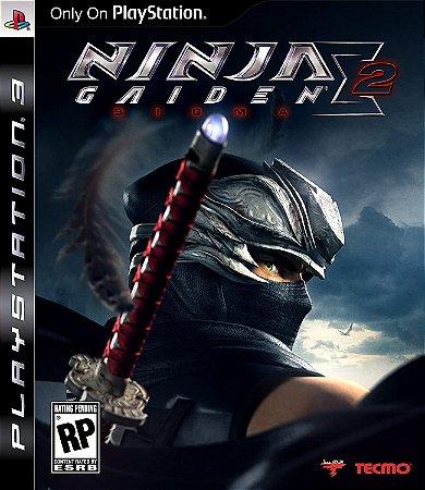 Jogo PS3 Usado Ninja Gaiden Sigma 2
