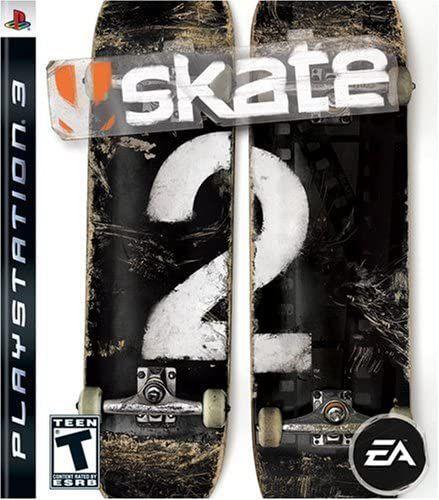 Jogo PS3 Usado Skate 2