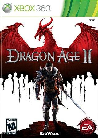 Jogo XBOX 360 Usado Dragon Age II