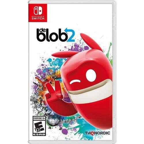 Jogo Nintendo Switch Usado De Blob 2