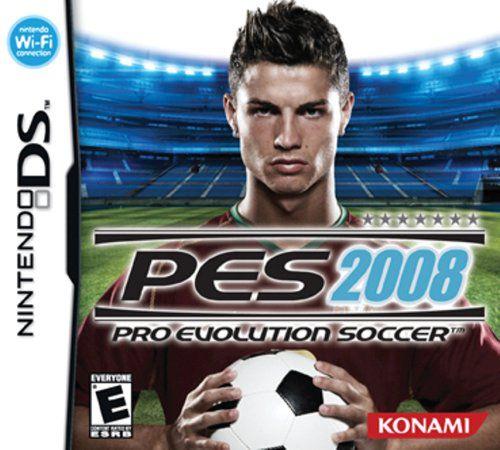 Jogo Nintendo DS Usado PES 2008