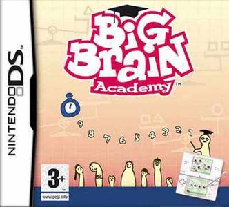 Jogo Nintendo DS Usado Big Brain Academy