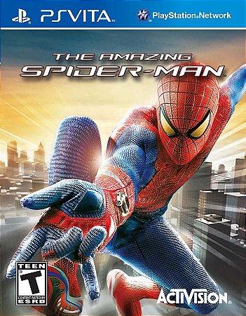 Jogo PSVITA Usado The Amazing Spider-Man
