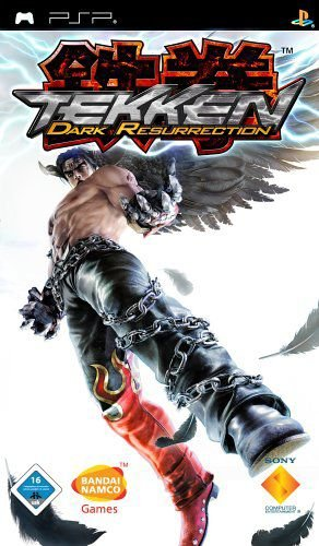 Jogo PSP Usado Tekken Dark Resurrection