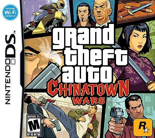 Jogo Nintendo DS Usado Grand Theft Auto Chinatown Wars