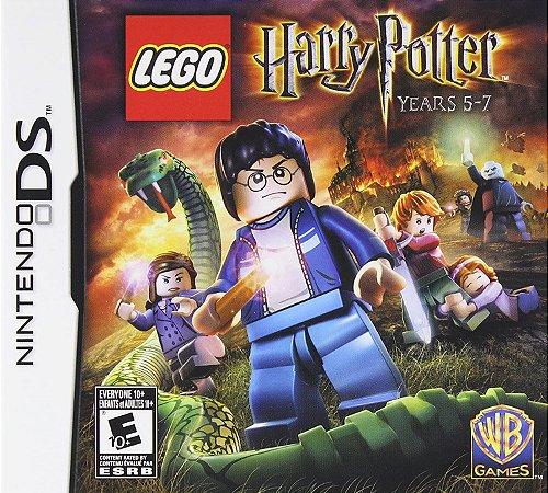 Jogo Nintendo DS Usado LEGO Harry Potter Years 5-7