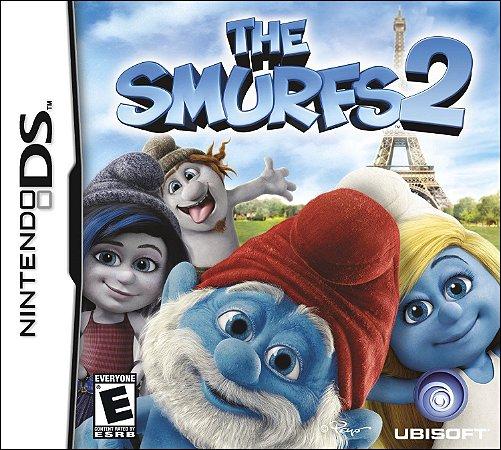 Jogo Nintendo DS Usado The Smurfs 2