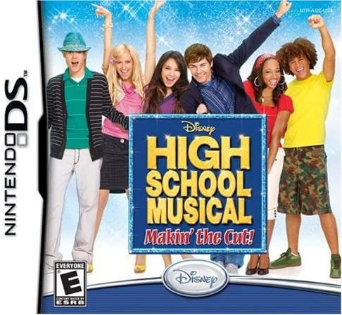 Jogo Nintendo DS Usado High School Musical Makin' the Cut