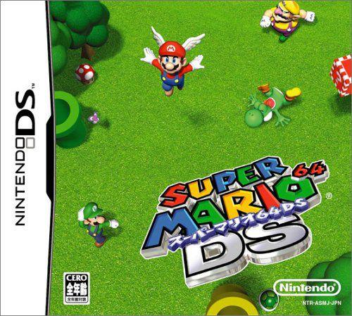 Jogo Nintendo DS Usado Super Mario 64 DS (JP)