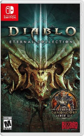 Jogo Nintendo Switch Usado Diablo III Eternal Collection