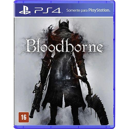 Jogo PS4 Novo Bloodborne