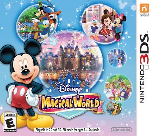 Jogo Nintendo 3DS Usado Disney Magical World